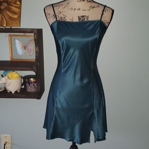 Vintage Victoria's Secret Silk Slip Chemise